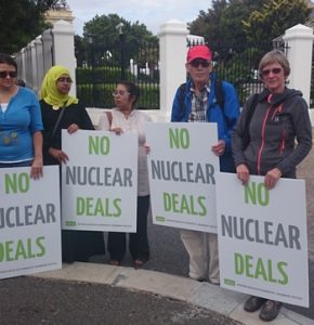 safcei staff & board members at nuke vigil 4 feb 2015 g