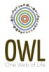 One web of life OWL logo upright