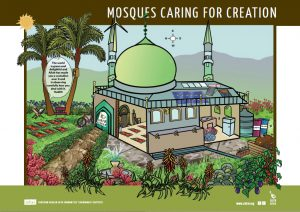 Mosques caring for creation