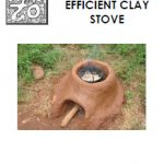 How to make a fuel efficient clay stove