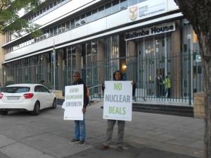 Nuke vigil Pretoria 2 cropped
