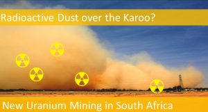 1 -Radioactive Dust Over the Karoo