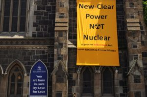 Faith communities stand up against government's corrupt nuclear deal