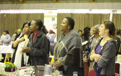 Multi-Faith Women's Assembly Event Report Back