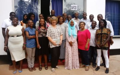 SAFCEI recently held two Faith Leader Environmental Advocacy Training workshops (FLEAT) in Malawi and Zimbabwe.