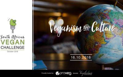 SAFCEI to co-host Veganism & Culture Evening