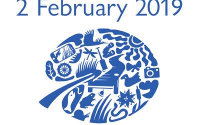 World Wetlands Day – 2 February 2019