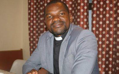 Joseph Hanghome – Namibia – Anglican