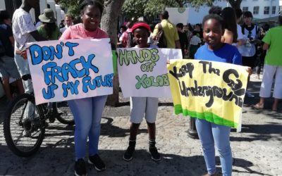 Youth rage against climate complacency