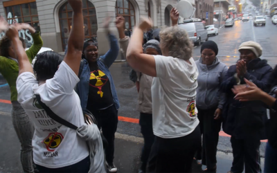 Second Anniversary of the SAFCEI & Earthlife Africa Jhb nuclear court victory