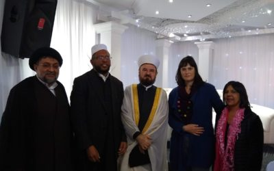 SAFCEI attends the Muslim Judicial Council's Interfaith Meeting