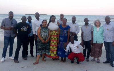 FAITH LEADER ENVIRONMENTAL ADVOCACY TRAINING WORKSHOP IN TANZANIA