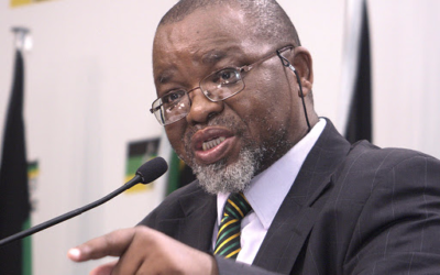 Mantashe shows his hand as SA government backslides on its energy plans
