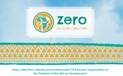 Civil Society Open letter to the African Development Bank
