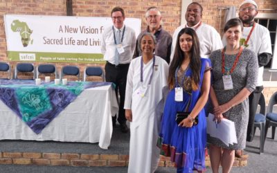 Faith communities call for urgent climate action and government accountability