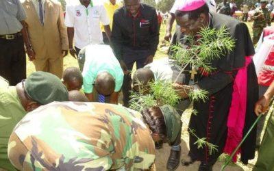 FLEAT member feature: Bishop Joseph Obanyi Sagwe