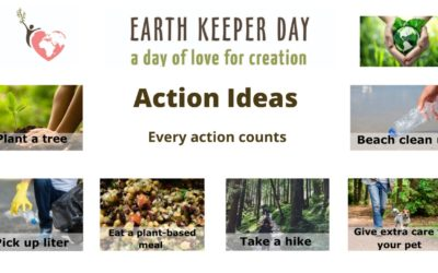 EarthKeeper Day – 14 February 2021