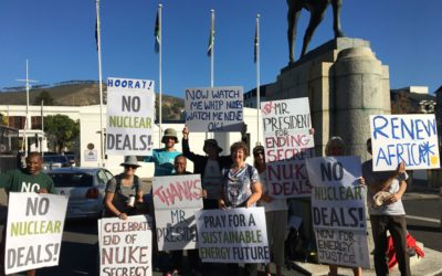 Important lessons remain from landmark South African nuclear court case four years on