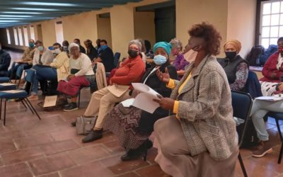 SAFCEI will be hosting an online Regional Women's Faith Leader Environmental Advocacy Training (FLEAT), 31 August to 2 September 2021.