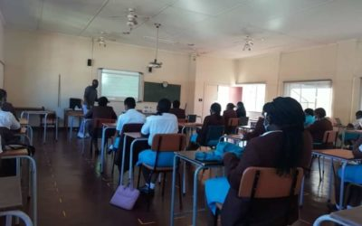 FLEAT: Web of Life workshop in Zimbabwe