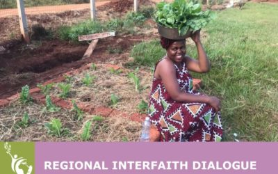 Regional Interfaith Dialogue: What does your faith say about  women as EarthKeepers? – 10 August 2021