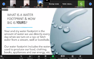 SAFCEI hosts online eco-footprinting workshop series